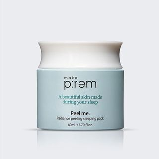 make p:rem - Peel Me. Radiance Peeling Sleeping Pack 80ml