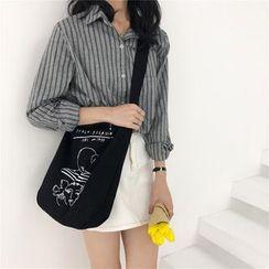 Eastin - Pattern Shopping Bag