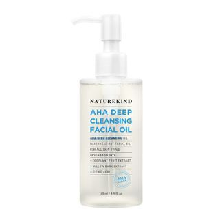 NATUREKIND - AHA Deep Cleansing Facial Oil