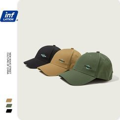 Newin - Embroidered Drawstring Cap