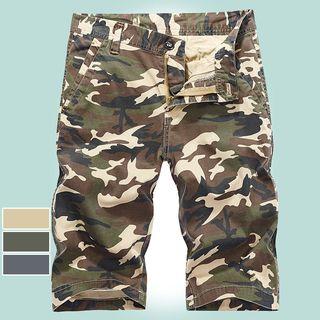 Carser - Camo Shorts