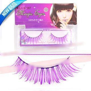 Big Beaute - False Lashes (Purple)
