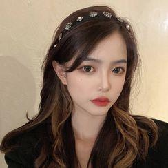INKGLOW - Embellished Headband