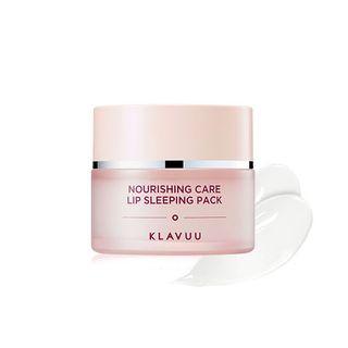 KLAVUU - Masque de nuit soin nourrissant 20g