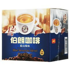 Three O'Clock - Mr.Brown Blue Mountain Blend Coffee(3in1) 15g x12