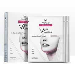 ANACIS - Vela Contour Revital 4D Refill V Pack Set