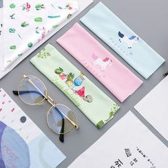 Aisyi - Printed Eyeglasses Cleaning Cloth