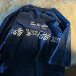 IndiGirl - Short-Sleeve Graphic Print T-Shirt