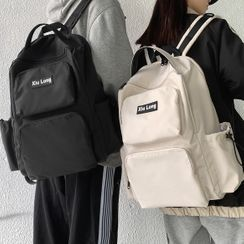 Gokk - 字母尼龍背包