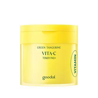 Goodal - Green Tangerine Vita C Toner Pad
