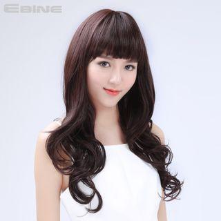 Japanese Salon Wigs - Long Full Wig - Wavy