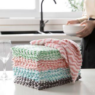 Honeyfluff - Wavy Print Dish Cloth