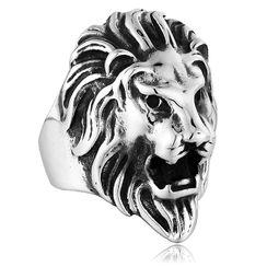 Sigil(シジル) - Stainless Steel Lion Ring