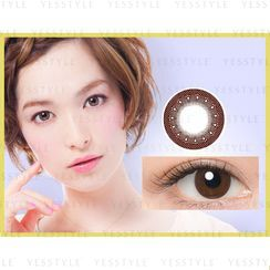 PIA - Lucia 1-Day Color Lens Veil Brown