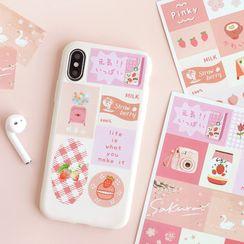 Monez - Sticker Set (Various Designs)
