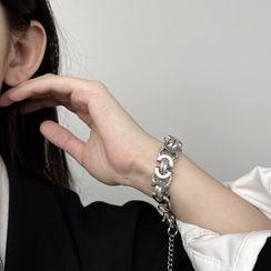 Chaffus - Layered Chain Bracelet