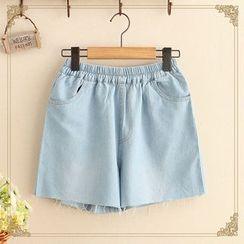 Kawaii Fairyland - Denim Shorts
