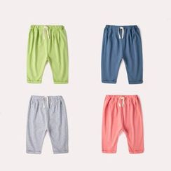 DuduBaby - Baby Plain Pants