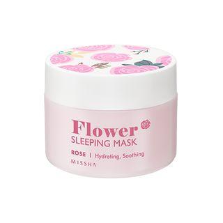 MISSHA - Flower Sleeping Mask 105ml (Rose)