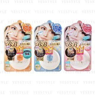 SANA - Pore Putty Keana Pate Mineral BB Powder SPF 50+ PA++++ - 3 Types