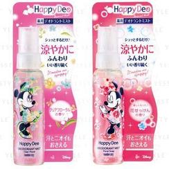 Mandom - Happy Deo Deodorant Mist 80ml - 2 Types