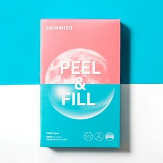 SKINMISO - Peel & Fill 2 Step Mask Pack Set 10pcs