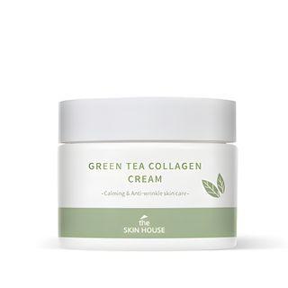 the SKIN HOUSE - Green Tea Collagen Cream