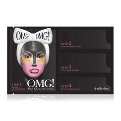 double dare - OMG! 4 In 1 Kit Zone System Mask