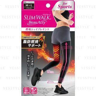 Slim Walk - BeauActy Compression Shape Leggings For Sports