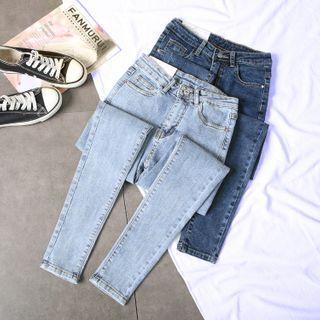 Korenina - Washed Skinny Jeans