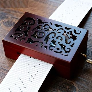 FEIGE - 15 / 30手搖紙木製音樂盒
