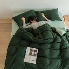 Sharemily - Plain Bedding Set