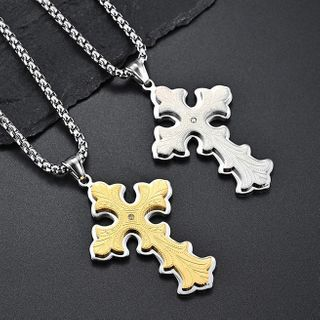 Andante - Cross Necklace