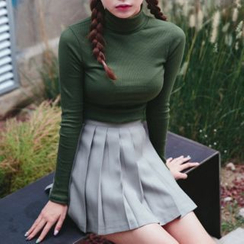 icecream12 - Turtleneck Sweater