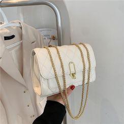 Bleckker - Quilted Shoulder Bag
