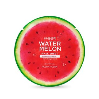 HOLIKA HOLIKA - Watermelon Mask Sheet