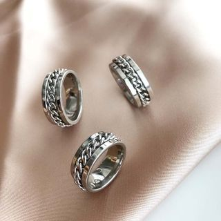 Mimishi - Alloy Chained Ring