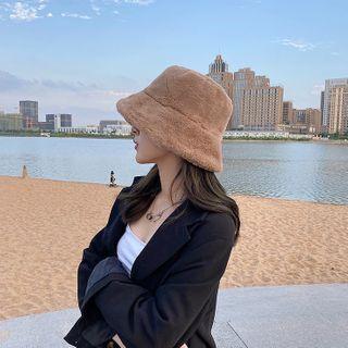 Hat Society - 毛绒渔夫帽