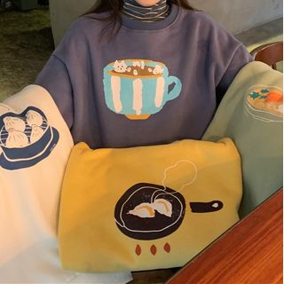 monroll - Printed Pullover