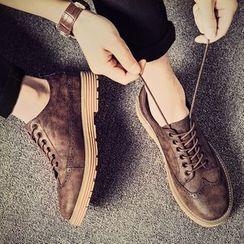 Bofan - 布洛克鞋 / 牛津鞋 / 繫帶踝靴 (多款設計)