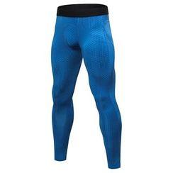 FoxFlair - Sport Printed Yoga Pants
