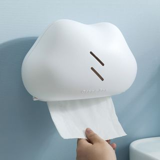 Home Simply - Cloud Adhesive Tissue Holder