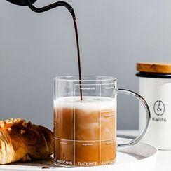 Evebe - Glass Mug