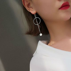 Jael - Hoop Earrings (Various Designs)
