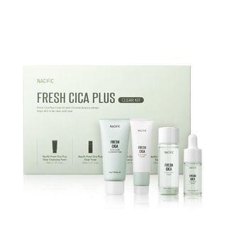 Nacific - Fresh Cica Plus Clear Kit