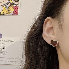 LIVSIA - Heart Stud Earring