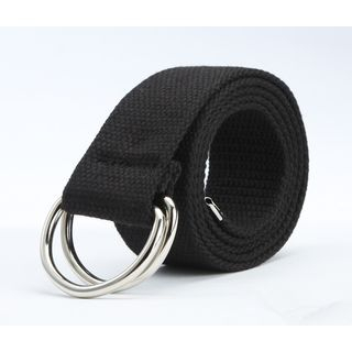 Tiny Times - Double D-Ring Canvas Belt