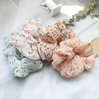 SUGAR STUDIO  - Flower Print Hair Tie