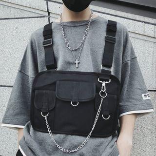 SUNMAN - Lightweight Chest Rig Belt Bag