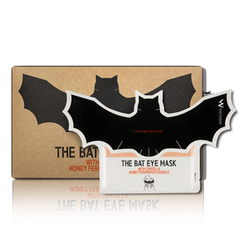 Wish Formula - The Bat Eye Mask with Centella Honey Fermented Essence 10pcs